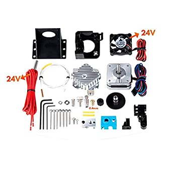 Impresora 3d Titan Aero V6 hotend extrusora kit completo extrusor ...