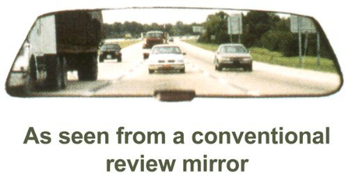 20/20 Vision Panoramic Rear View Mirror - 14 inches