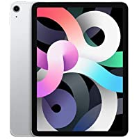 Apple 10.9-inch iPad Air Wi-Fi 64GB - Silver MYFN2TU/A, 4.nesil, 2020