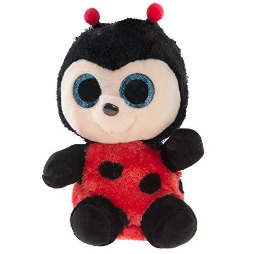 Ty Beanie Boos Izzy - Lady Bug Reg Plush (Stuffed Animals Lady Bug)