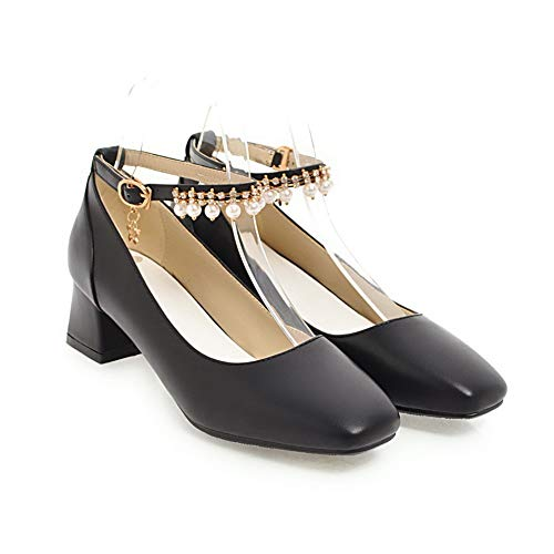 Femme Sandales Noir Noir MMS06243 EU 5 1TO9 36 Compensées Cqw5Zgxt