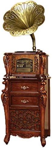 Gramophone Antique Style Voice Nostalgia Retro With Stereo S