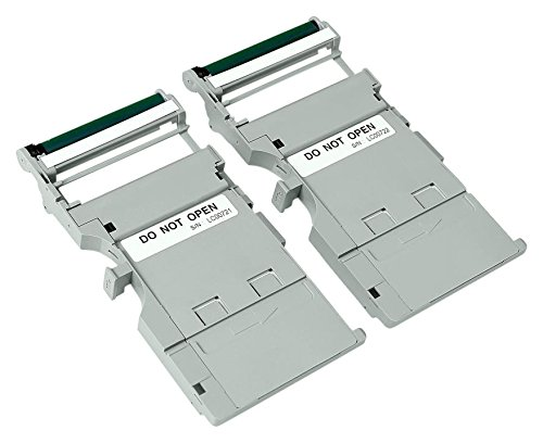 Pickit Printer Replacement Cartridge Set - 2 Cartridges with 10 Prints Each - Compatible with PICKIT20, PICKIT21RD, PICKIT22BK and PICKIT M2 - SereneLife PRTPICKET22