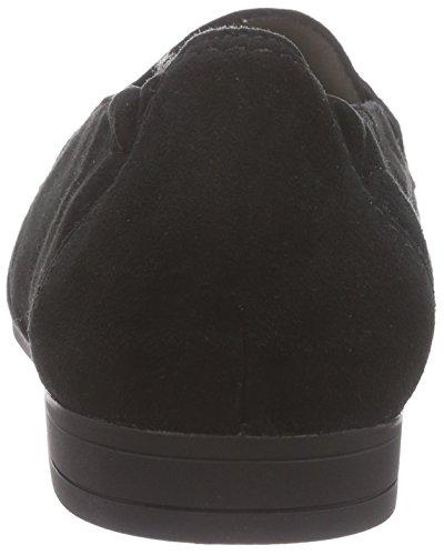 Ara Carrara Dame Noire Pantoufle (noir 01)