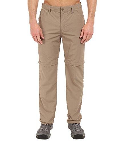 Mountain Hardwear Men's Mesa Convertible II Pants, Khaki, 33x34