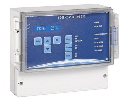 Swim-tec® Steuerung Pool Consulting 230 V