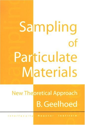 Sampling of Particulate Materials:  New theoretical approach pdf