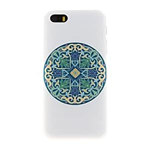 Pretty Symmetrical Pattern PC Hard Case for iPhone 5/5S