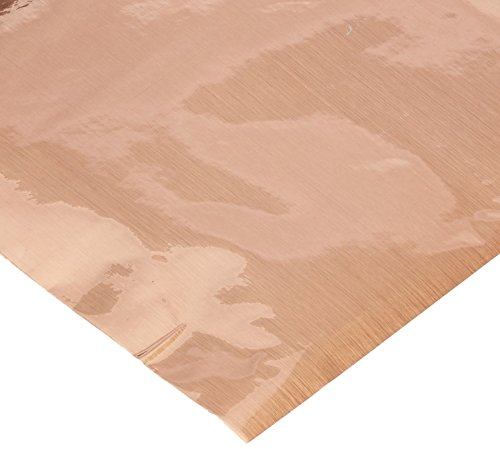 Con-Tact Brand 06F-C8M22-06 Shelf and Drawer Liner Brushed Copper