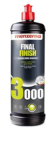 Menzerna SF3000 Super Finish 3000, 32 oz. (Rubbing Compound Quart)