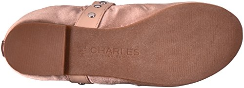 Dean Flat Charles Charles by Nude David Women's Ballet I5ww1xfqY