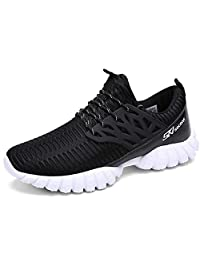 Womens Mesh Training Shoes Fashion Walking Sneakers