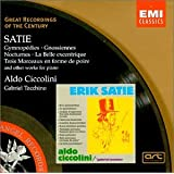 Satie: Trois Gymnopédies and Other Works for Piano