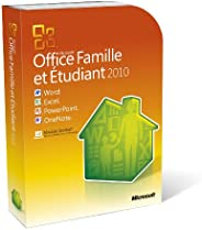 Microsoft Office Home and Student 2010 French (vf)