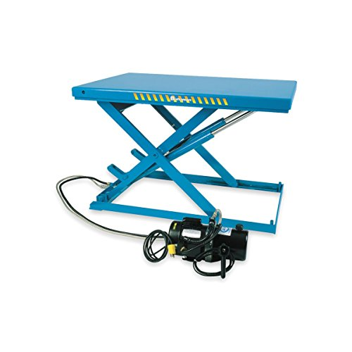 Bishamon-LX-25S-Lo-Profile-LX-Series-Scissor-Lift-Tables-Enamel-Finish-290-Height