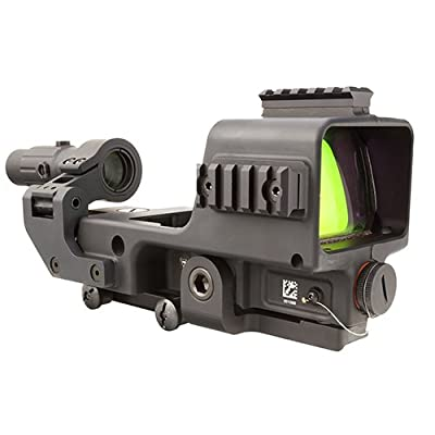 Trijicon MGRS and MAG Red Segmented Circle 3.0 MOA; M2/M240 by Trijicon
