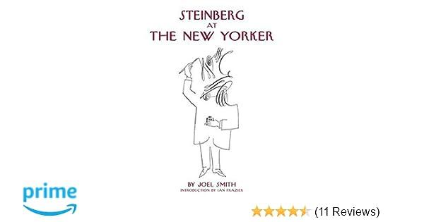 steinberg at the new yorker joel smith 9780810959019 amazoncom books