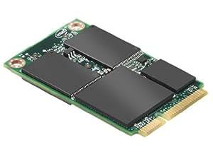 Intel 313 Series 24GB SSD Generation 3, SLC Flash Technology, mSATA 2.5-Inch Form Factor, SATAII (3.0Gb/s), Caseless SSDMAEXC024G301