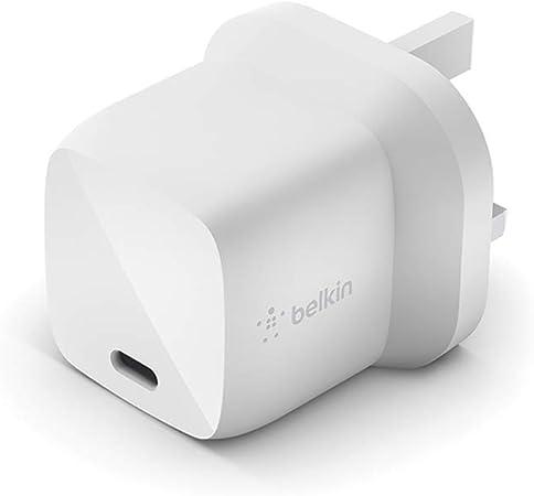 Belkin Boost Charge Usb Pd Gan Ladegerät 30 W Elektronik