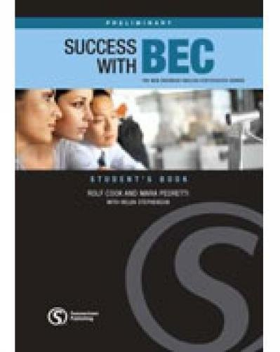 Success with BEC Preliminary: The New Business English Certificates Course