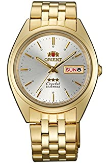 Reloj Automatico DoradoAmazon esRelojes Hombre Fqc0u001b0 Orient fY76gby