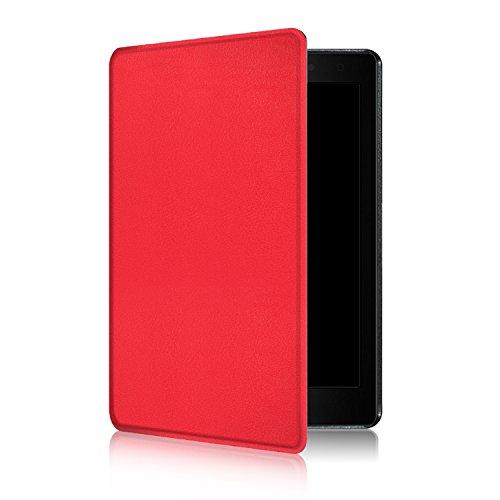 ENJOY-UNIQUE For Kobo Aura One Smart PU Leather Case Cover Ultra Thin Case Cover for Kobo Aura One 7.8inch Ereader by ENJOY-UNIQUE
