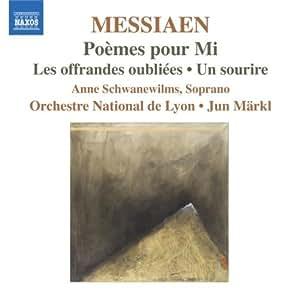 Poemes Pour Mi / Les Offrandes Oubliees / Un Souri