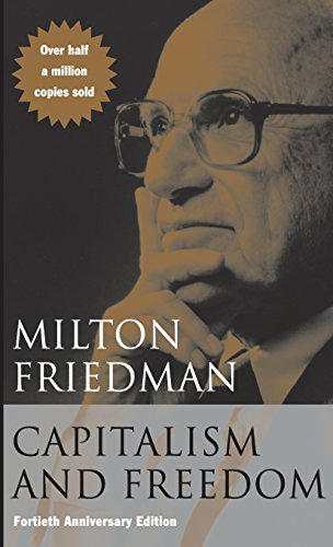 capitalism and freedom milton friedman hardcover buyer's guide for 2019