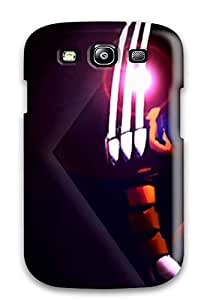 New Fashionable Cover Case Specially Made For Galaxy S3(wolverine) 8732927K43452416