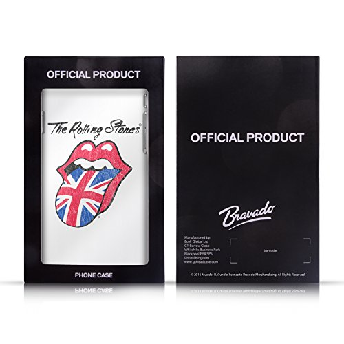 Officiel The Rolling Stones L'Italie International Lèche 1 Étui Coque D'Arrière Rigide Pour Apple iPhone 3G / 3GS