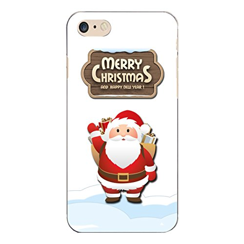 "Disagu Design Case Schutzhülle für Apple iPhone 7 Hülle Cover - Motiv ""X-Mas Santa"""