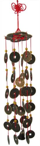 Gorgeous Chinese Coin Wind Chime and Mobile
