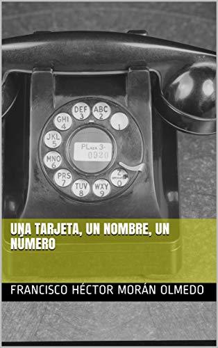 Amazon.com: Una tarjeta, un nombre, un número (Spanish ...