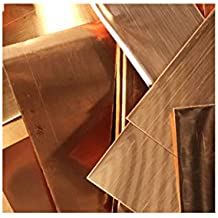 "Copper Sheet 4/""x60/"" 22ga 18ga 26ga 20ga Select Thickness - 24ga"