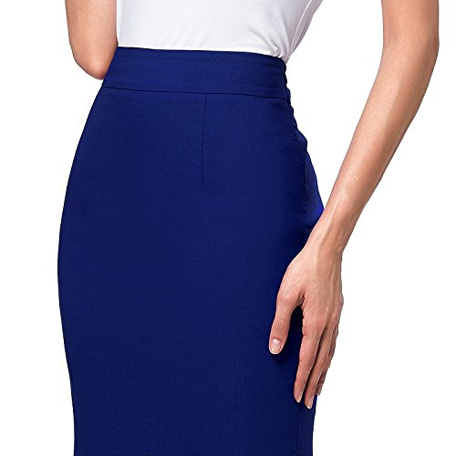 46a240cc9ecb Jual Kate Kasin Womens Wear to Work Stretchy Pencil Skirts - Wear to ...