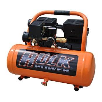 Amazon.com: 1.5 HP Quiet Portable Air Compressor, 120 PSI