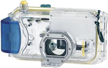 Canon Wp Dc40 Unterwassergehäuse Kamera