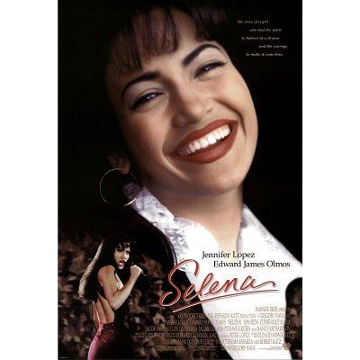 Selena Original Poster Original Print