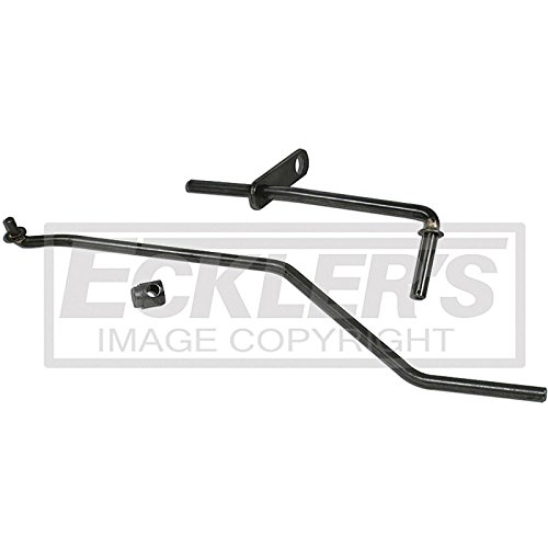 Eckler's Premier Quality Products 55-199149 - El Camino Shifter Linkage Rods, Automatic With Column Or Floor Shift