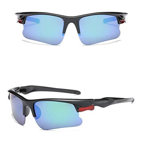 TIFENNY Men's and Female Polarized Sunglasses Outdoor Sports Sunglasses Square Sunglasses UV 400