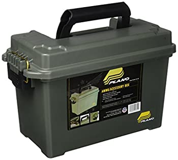 Plano Ammo Field Box, Od Green, Small 1