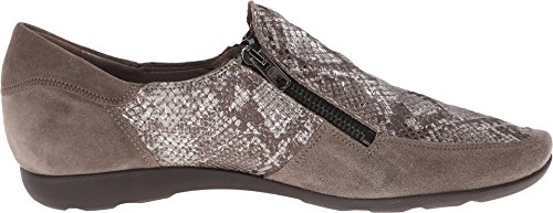 Sesto Meucci Womens Gorgon Roccia Metallic Cricket Vip/tortora Velour