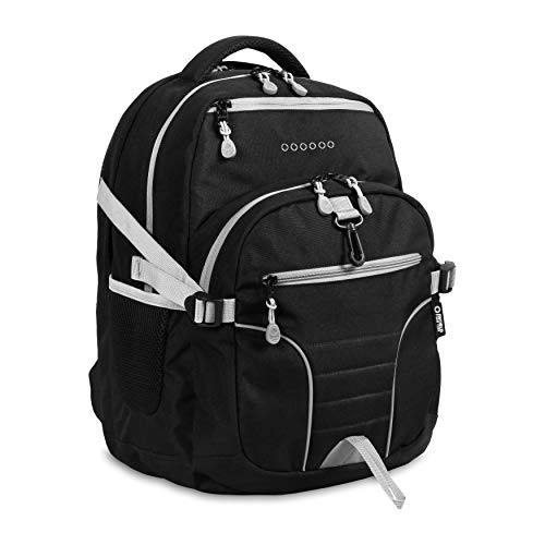 J World New York Atom Multi-Compartment Laptop Backpack