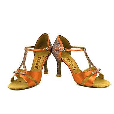 ballo Donna da scarpe Bronze professione awZFqU