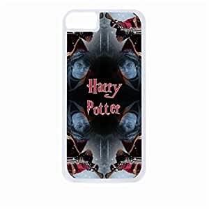 diy zhengHarry Potter Kaleidescope - Hard White Plastic Snap - On Case-Apple iphone 5c Only - Great Quality!