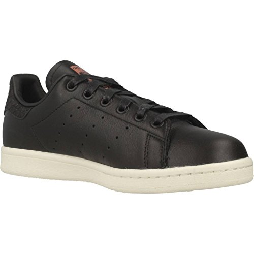 Adidas Para Negro Color W Smith Originals Mujer Deportivo Mujer Marca Stan Originals Calzado Negro Modelo wpARqaYx5