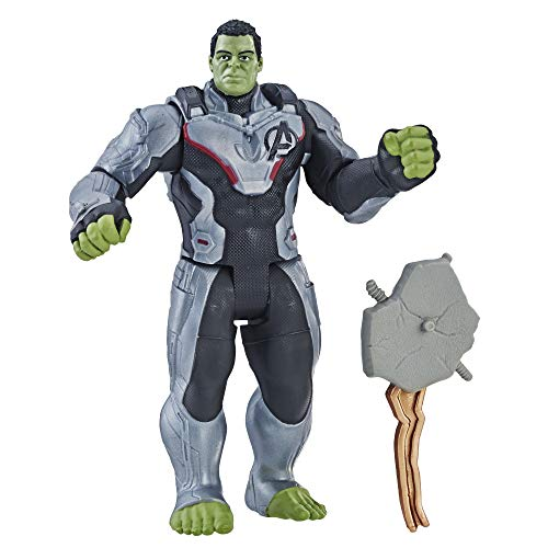 Avengers Marvel Endgame Team Suit Hulk Deluxe Figure ()
