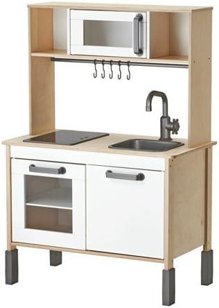 Ikea Duktig Cucina Giocattolo Dimensioni 72 X 40 X 109 Cm Ideale Per Piccoli Professionisti Della Cucina E Per Tutta La Famiglia Amazon It Casa E Cucina