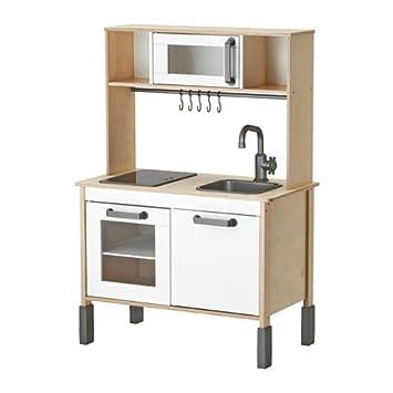 Singleküche ikea miniküche  IKEA Miniküche DUKTIG mitwachsende Spielküche Aus Holz - ab drei ...