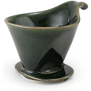 Amazon Com Bonmac Ceramic Cone 2 Cup Single Hole Coffee